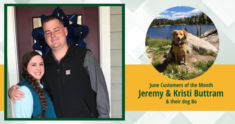 June Customers of the Month