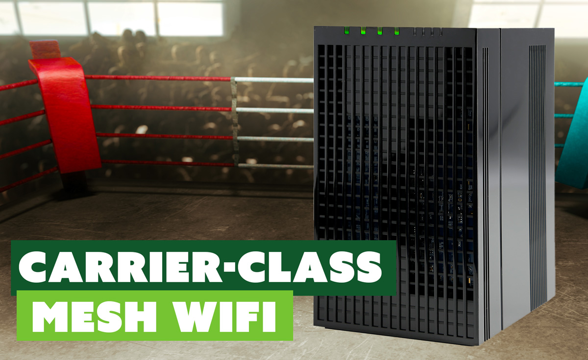Carrier Mesh WiFi